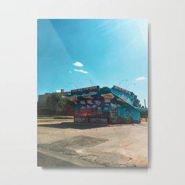 Odesert II Metal Print