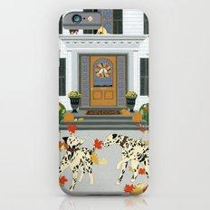 Autumn leaf game iPhone 6s Slim Case