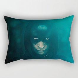 Necromancer Rectangular Pillow