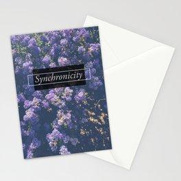 Synchronicity - JayRayDntPlay Stationery Cards
