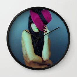 MAC SESH Wall Clock