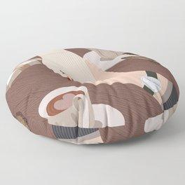 Holding Hands Floor Pillow