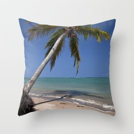 Travel - I Throw Pillow