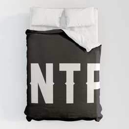 INTP Duvet Cover