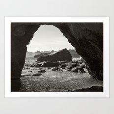 Naturally Framed Art Print