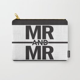 Mr & Mr Carry-All Pouch
