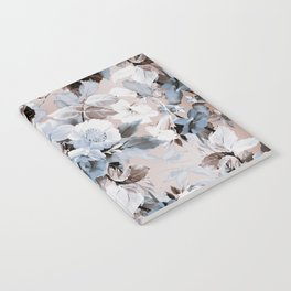 FLORAL PATTERN 10 Notebook