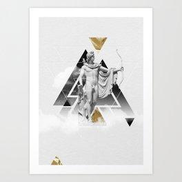 Cupido dream Art Print