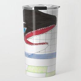 Orca In My Shower Travel Mug