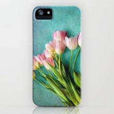 Blushing Beauties  Slim Case iPhone (5, 5s)