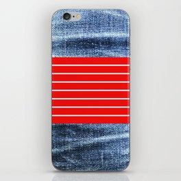 traper iPhone Skin