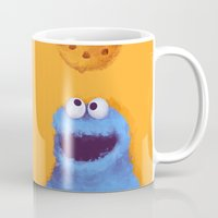 cookies Mugs featuring Cookies  by Lime