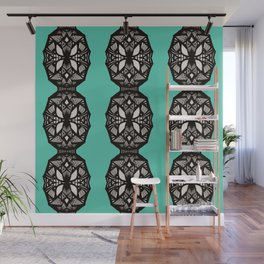Beads of Paradise Wall Mural