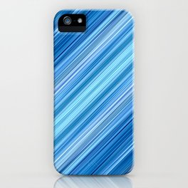 Ambient 1 in Blue iPhone Case