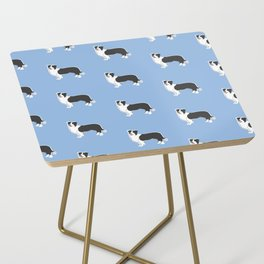 Border Collie Side Table
