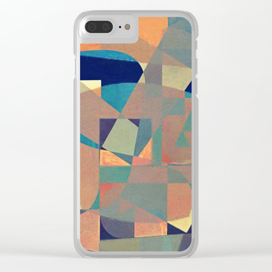 Grand Canyon Expedition Clear iPhone Case