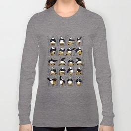 Kung Fu for Dummies Long Sleeve T-shirt