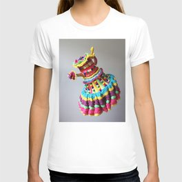 Watering Pompoms T-shirt