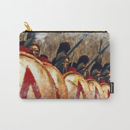 Spartan Army at War Carry-All Pouch