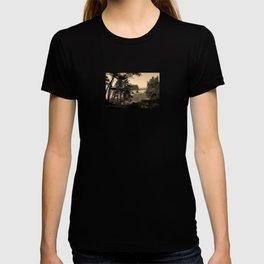 ruby beach, wa, usa old school T-shirt