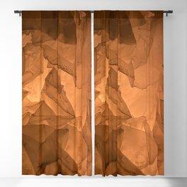 Pattern Blackout Curtain