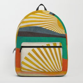 hope sun Backpack