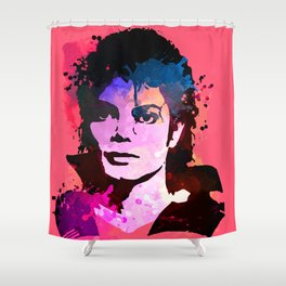 Jacko Shower Curtain