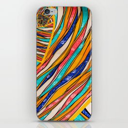 Color Pattern iPhone Skin