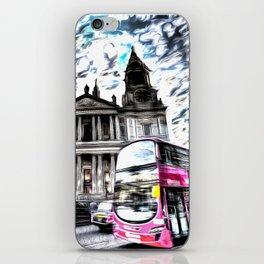London Classic Art iPhone Skin