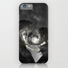 The way our souls melted. iPhone Case