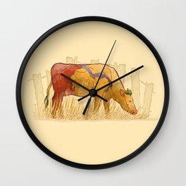 Ode to Heffer Wall Clock