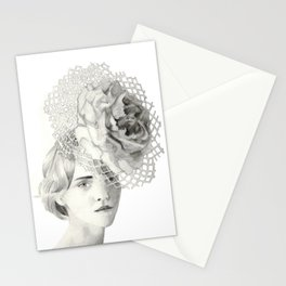 Emma in Bloom Stationery Cards