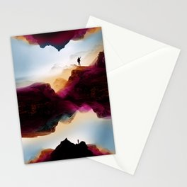 Learning from the past Stationery Cards