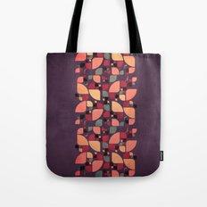 Vintage Butterflies Pattern Tote Bag