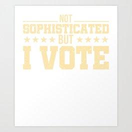 Anti Gouverneur Bevin T-Shirt Art Print