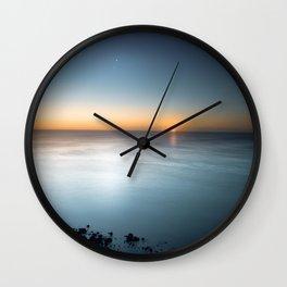 The Dawn Wall Clock