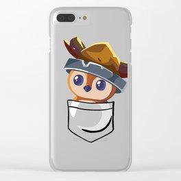 Viking Pepe! Clear iPhone Case