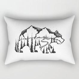 Bear Valley Rectangular Pillow
