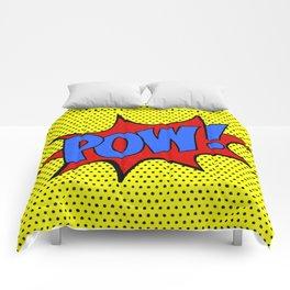 Pow! Comforters