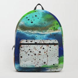 Space in negative Backpack