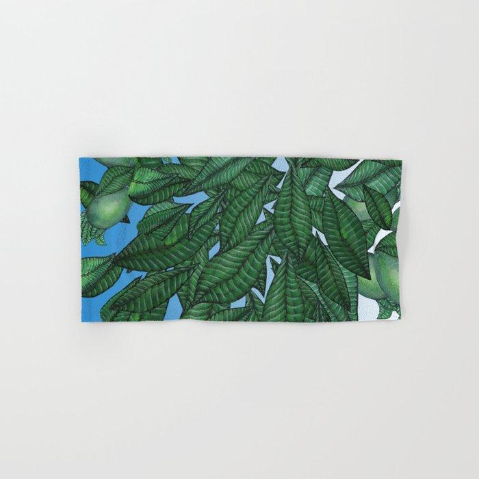 Avocado Sky Hand & Bath Towel