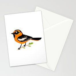 Bullock's Oriole Stationery Cards