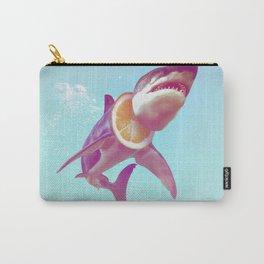 Lemon Shark Carry-All Pouch
