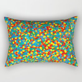 Ball pit Rectangular Pillow