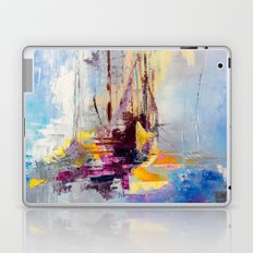 Illusive boats Laptop & iPad Skin