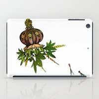 jellyfish iPad Cases featuring Jellyfish by Sybille Sterk