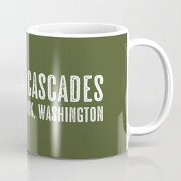 Deer: North Cascades, Washington Coffee Mug