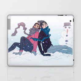 alliwantforchristmas Laptop & iPad Skin