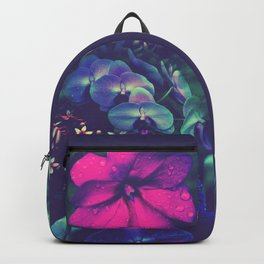 Gathering of Flowers - [Purple Version] Backpack