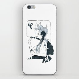 Im not Your F*$#N Queen iPhone Skin